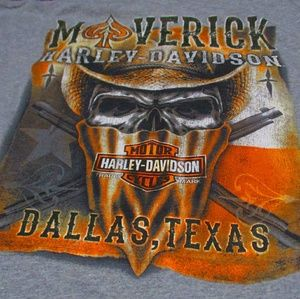 Harley Davidson texas
